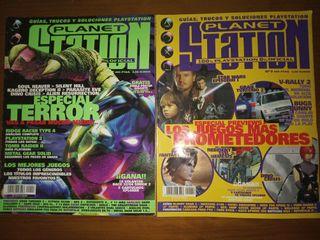 Planet Station Revistas