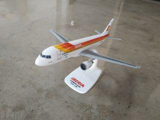 Maqueta Iberia A320