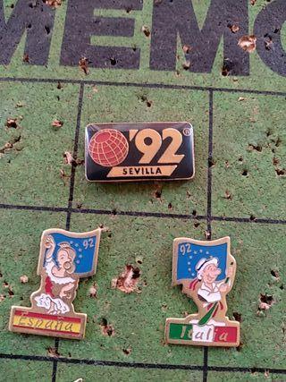 Pines Expo 92 Sevilla