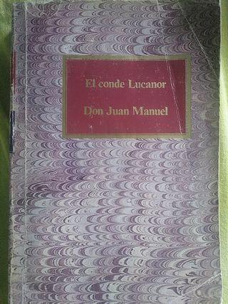 El conde Lucanor. Para bachillerato