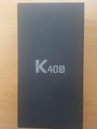 LG K40S Totalmente Nuevo.