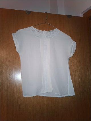camiseta niña Massimo Dutti