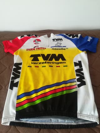 maillot vintage ciclismo