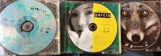 Lote 3 CD's Manolo García Originales con carátula