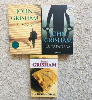 Novelas John Grisham