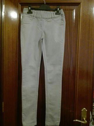 pantalones vaqueros niña