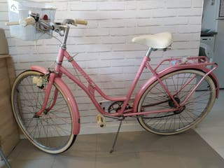 Bicicleta BH clásica