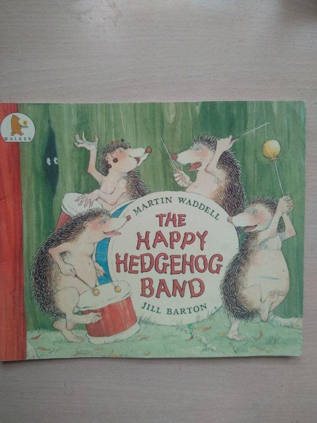Dos libros en inglés infantil. Inicio. Básico