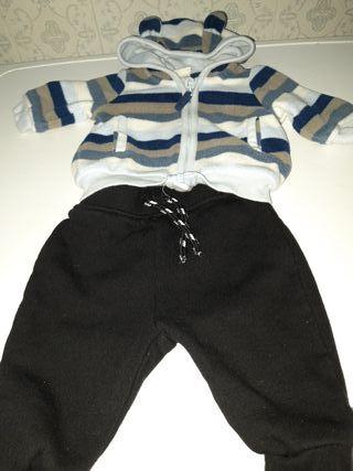 chandal bebé T 3-6M