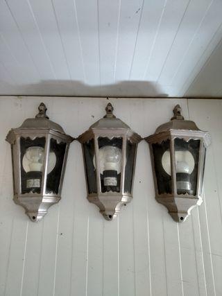 Farol/Lámparas de exterior.