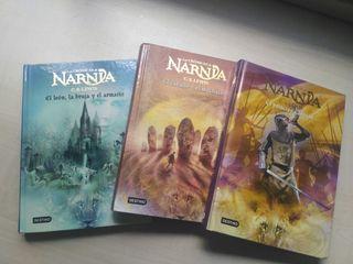 Libros NARNIA