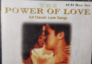 3 CDs - The Power of Love