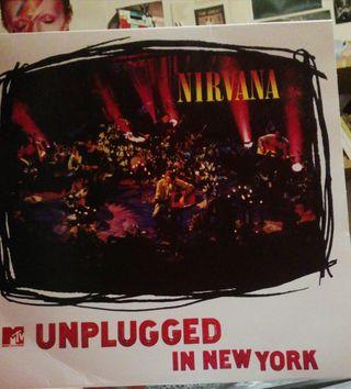 MTV Unplugged In New York - Nirvana LP/Vinilo