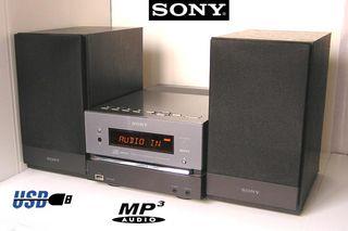 Equipo musica mini cadena Sony HCD-CBX5