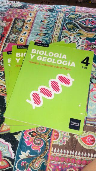Libros de biologia Oxford