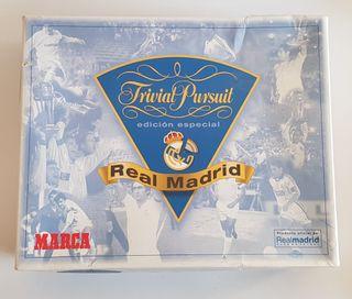 Trivial Pursuit edición especial Real Madrid