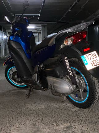 Honda sh300 del 2011