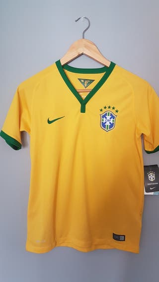 Camiseta Nike de Football. Talla L niño