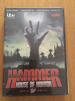 Colección terror House Of horror