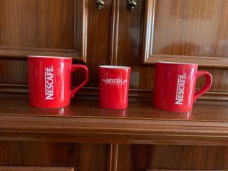 Tazas Nescafe