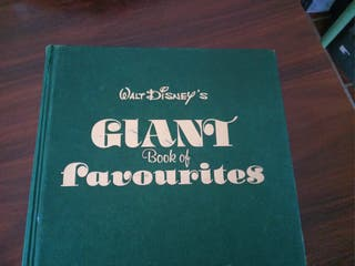 Libro de cuentos de Disney