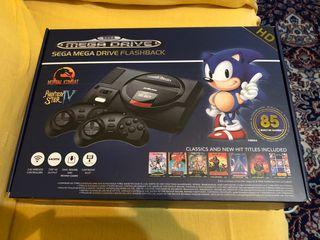 Sega Mega Drive Flashback ENVÍO GRATIS