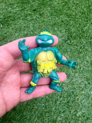 Muñeco bootleg tortugas ninja años 80 y 90