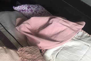 Capota bugaboo rosa