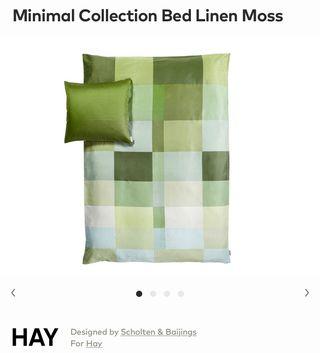 Funda edredón nórdico diseño danés HAY