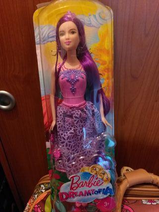 Barbie dreamtopia totalmente nueva