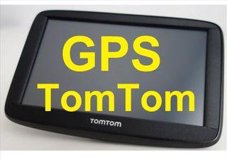 TomTom START 52, gps de vehículo. De 5 pulgadas.