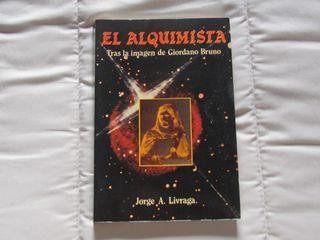 EL ALQUIMISTA de Jorge A. Livraga