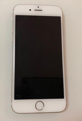 IPhone 6, 32gb dorado