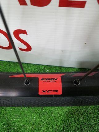 Juego de ruedas XCR