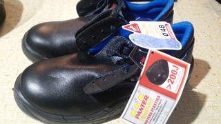 calzado de seguridad marca parner