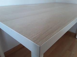 Conjunto de mesa de escritorio + 4 patas + flexo