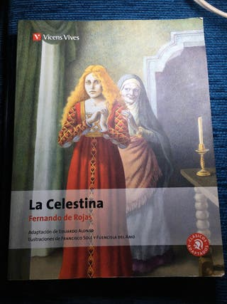 La Celestina - Fernando de Rojas/ Ed. Vicens Vives