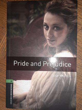 """Libro Inglés """"Pride and Prejudice"""" ed Oxford"""