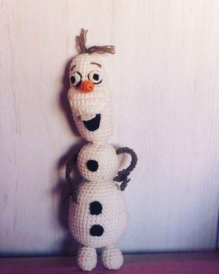 Peluche de Olaf (Frozen)