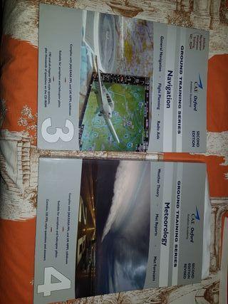 Libros Oxford PPL Navegación y Meteorología