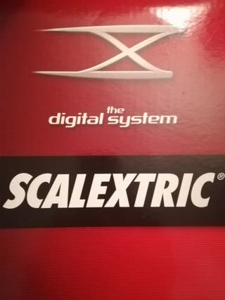 ESCALEXTRIC THE DIGITAL SYSTEM