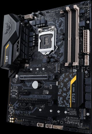placa base Asus z270 tuff Mark 2