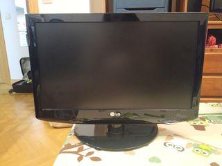 """Televisión LG 19"""""""