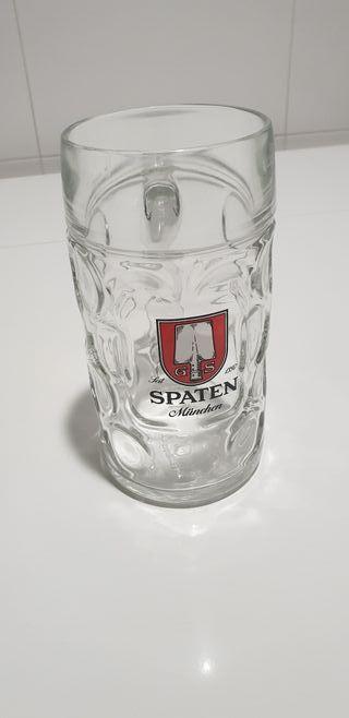 Jarra de cerveza Spaten