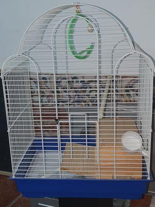 Jaula de pájaros