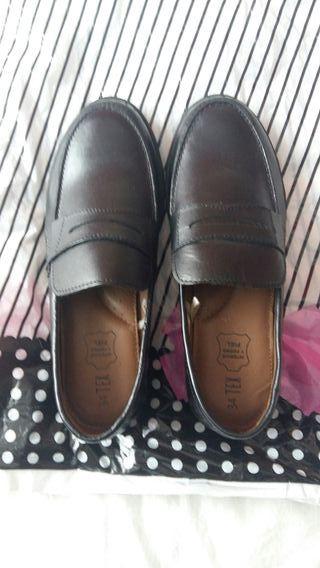 Zapato niño colegio
