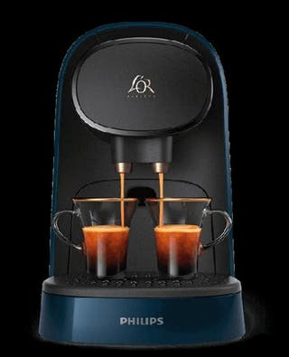 Cafetera Philips L'OR BARISTA -Midnight Blue NUEVA