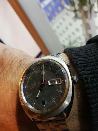 vintage reloj automatico Porsche ricoh