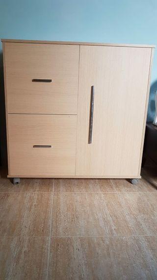 Mueble de cama supletoria