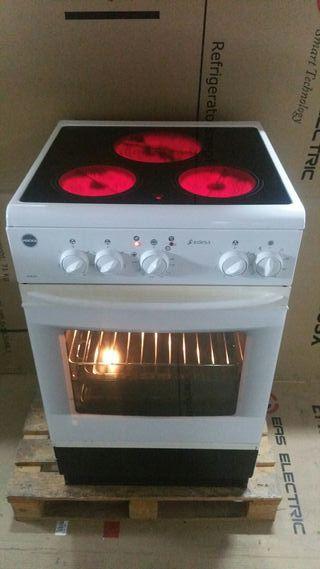cocina eléctrica en una sola pieza